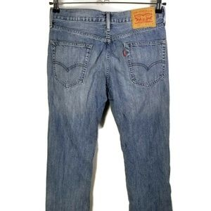 Levis 514 Jeans Actual Size 30×29 (TAG 30×30)